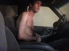 Stripping Naked in My Car at the 711 Parking Lot ^0:23