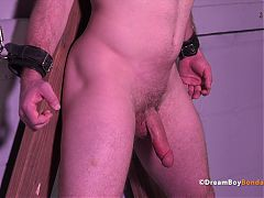 Muscle Stud Jerk Off Cum Whipping BDSM Gay Bondage Doug Acre^1:26