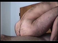 Hairy Ass Barebacked and Cream Pie^9:23