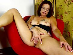 Mature Spanish mom with sexy body^6:15