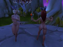 Warcraft Belf Wank Dolls^4:05